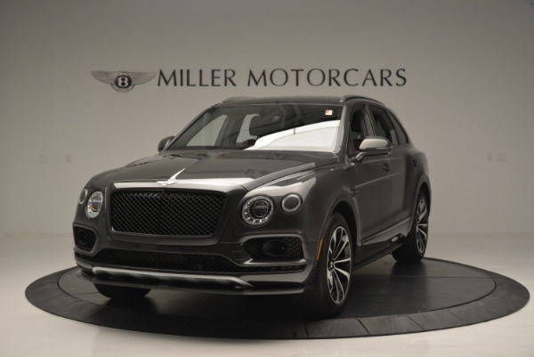 Used 2018 Bentley Bentayga W12 Signature for sale Sold at Alfa Romeo of Westport in Westport CT 06880 1