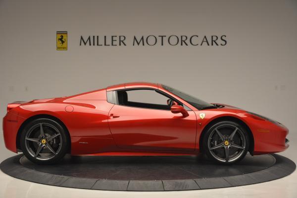 Used 2013 Ferrari 458 Spider for sale Sold at Alfa Romeo of Westport in Westport CT 06880 21