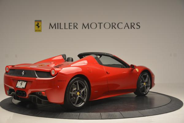 Used 2013 Ferrari 458 Spider for sale Sold at Alfa Romeo of Westport in Westport CT 06880 8