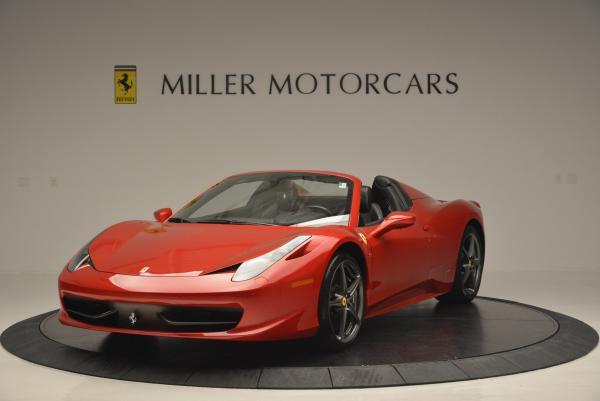 Used 2013 Ferrari 458 Spider for sale Sold at Alfa Romeo of Westport in Westport CT 06880 1
