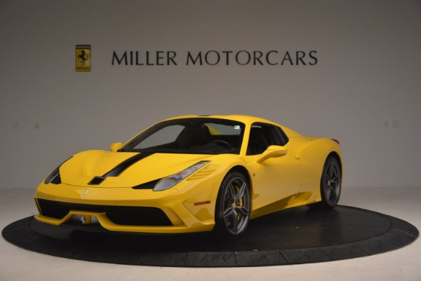 Used 2015 Ferrari 458 Speciale Aperta for sale Sold at Alfa Romeo of Westport in Westport CT 06880 13
