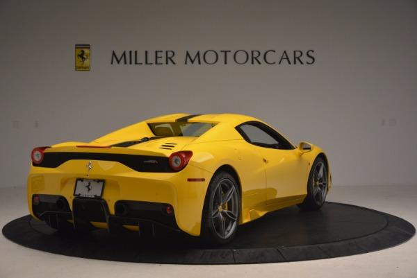 Used 2015 Ferrari 458 Speciale Aperta for sale Sold at Alfa Romeo of Westport in Westport CT 06880 19