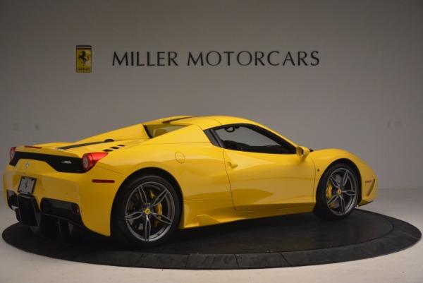 Used 2015 Ferrari 458 Speciale Aperta for sale Sold at Alfa Romeo of Westport in Westport CT 06880 20