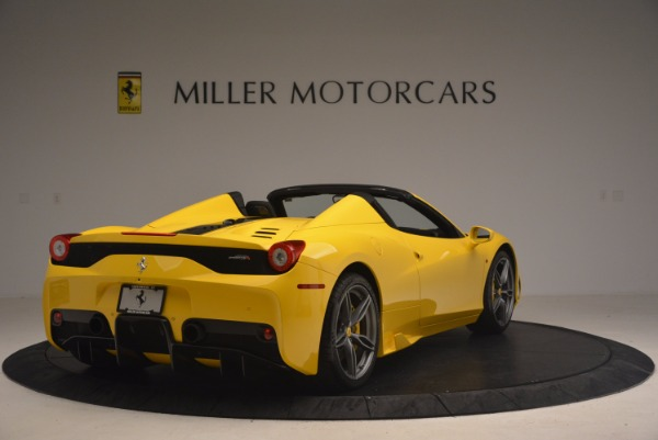 Used 2015 Ferrari 458 Speciale Aperta for sale Sold at Alfa Romeo of Westport in Westport CT 06880 7