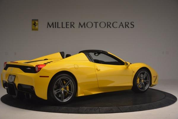 Used 2015 Ferrari 458 Speciale Aperta for sale Sold at Alfa Romeo of Westport in Westport CT 06880 8
