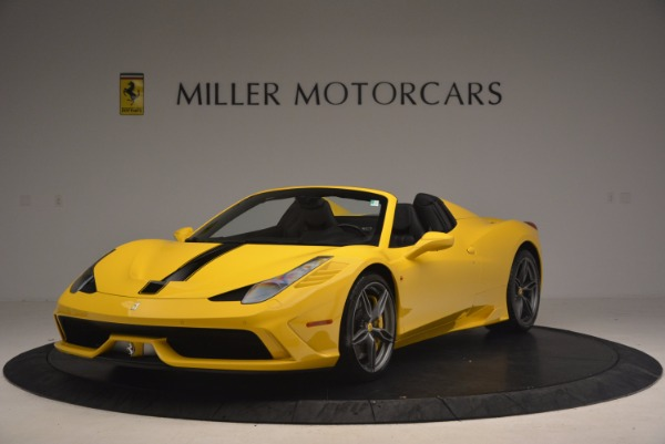 Used 2015 Ferrari 458 Speciale Aperta for sale Sold at Alfa Romeo of Westport in Westport CT 06880 1