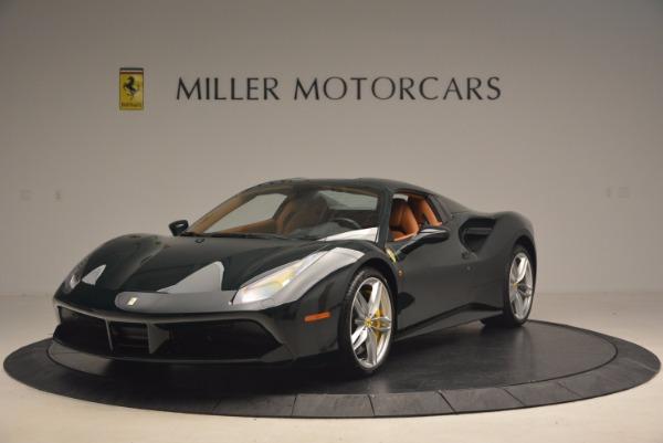 Used 2016 Ferrari 488 Spider for sale Sold at Alfa Romeo of Westport in Westport CT 06880 13