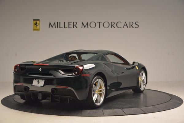 Used 2016 Ferrari 488 Spider for sale Sold at Alfa Romeo of Westport in Westport CT 06880 19