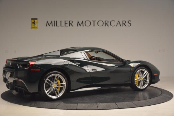 Used 2016 Ferrari 488 Spider for sale Sold at Alfa Romeo of Westport in Westport CT 06880 20