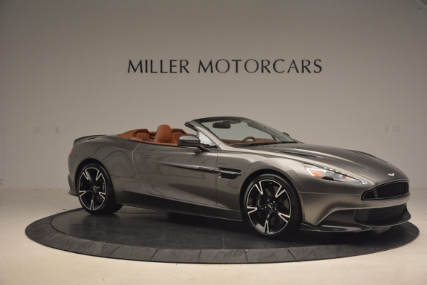 Used 2018 Aston Martin Vanquish S Convertible for sale Sold at Alfa Romeo of Westport in Westport CT 06880 10