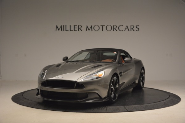 Used 2018 Aston Martin Vanquish S Convertible for sale Sold at Alfa Romeo of Westport in Westport CT 06880 13