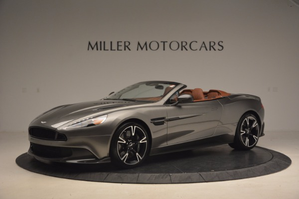 Used 2018 Aston Martin Vanquish S Convertible for sale Sold at Alfa Romeo of Westport in Westport CT 06880 2