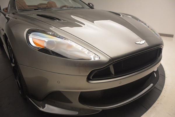 Used 2018 Aston Martin Vanquish S Convertible for sale Sold at Alfa Romeo of Westport in Westport CT 06880 28