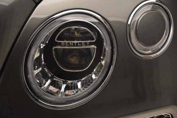 New 2018 Bentley Bentayga for sale Sold at Alfa Romeo of Westport in Westport CT 06880 15