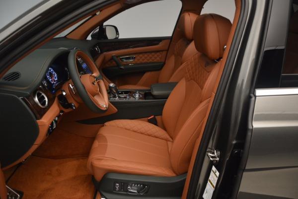 New 2018 Bentley Bentayga for sale Sold at Alfa Romeo of Westport in Westport CT 06880 26