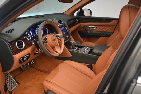 New 2018 Bentley Bentayga for sale Sold at Alfa Romeo of Westport in Westport CT 06880 27