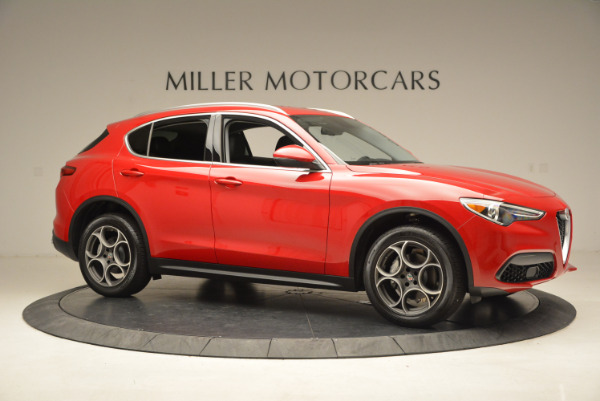New 2018 Alfa Romeo Stelvio Q4 for sale Sold at Alfa Romeo of Westport in Westport CT 06880 10