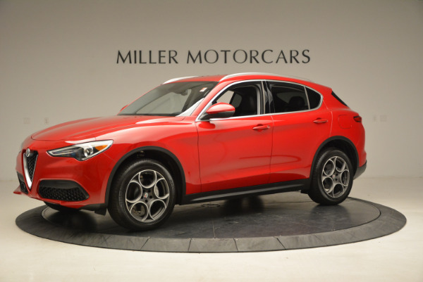 New 2018 Alfa Romeo Stelvio Q4 for sale Sold at Alfa Romeo of Westport in Westport CT 06880 2