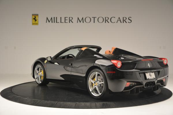 Used 2015 Ferrari 458 Spider for sale Sold at Alfa Romeo of Westport in Westport CT 06880 5