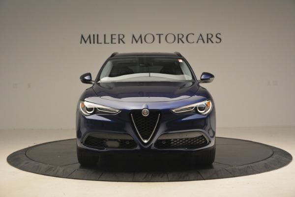 New 2018 Alfa Romeo Stelvio Sport Q4 for sale Sold at Alfa Romeo of Westport in Westport CT 06880 13