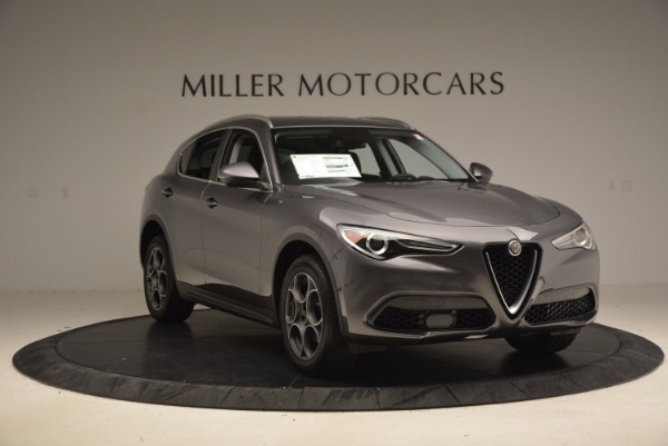 New 2018 Alfa Romeo Stelvio Q4 for sale Sold at Alfa Romeo of Westport in Westport CT 06880 11