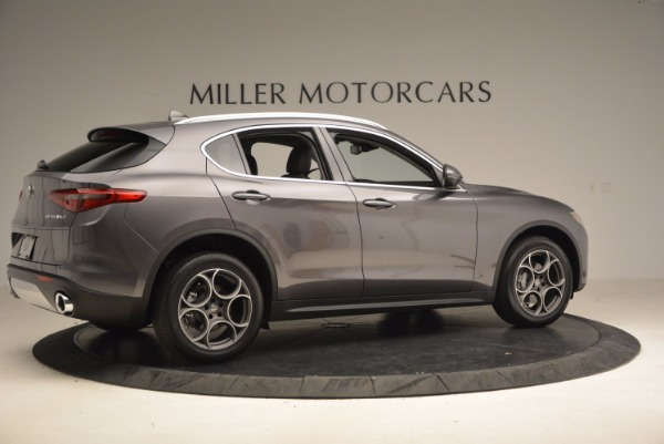 New 2018 Alfa Romeo Stelvio Q4 for sale Sold at Alfa Romeo of Westport in Westport CT 06880 8