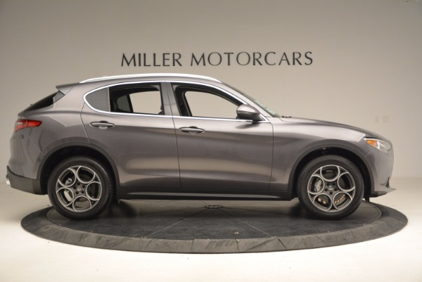 New 2018 Alfa Romeo Stelvio Q4 for sale Sold at Alfa Romeo of Westport in Westport CT 06880 9