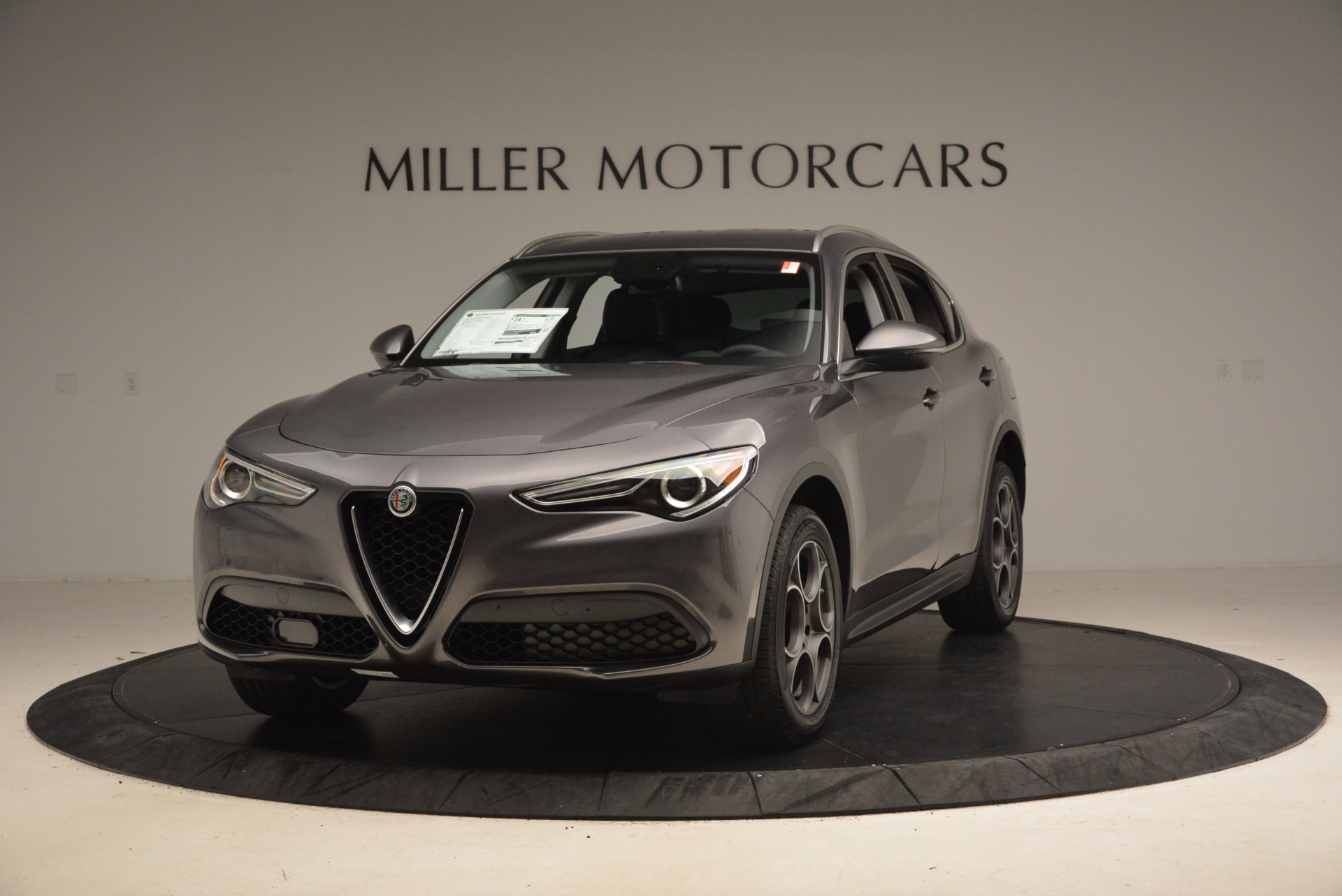 New 2018 Alfa Romeo Stelvio Q4 for sale Sold at Alfa Romeo of Westport in Westport CT 06880 1
