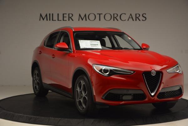 New 2018 Alfa Romeo Stelvio for sale Sold at Alfa Romeo of Westport in Westport CT 06880 11
