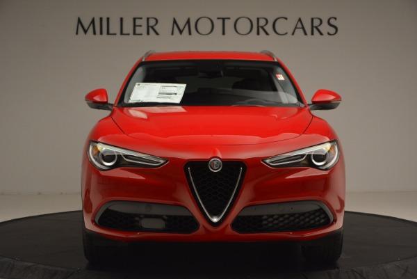 New 2018 Alfa Romeo Stelvio for sale Sold at Alfa Romeo of Westport in Westport CT 06880 12