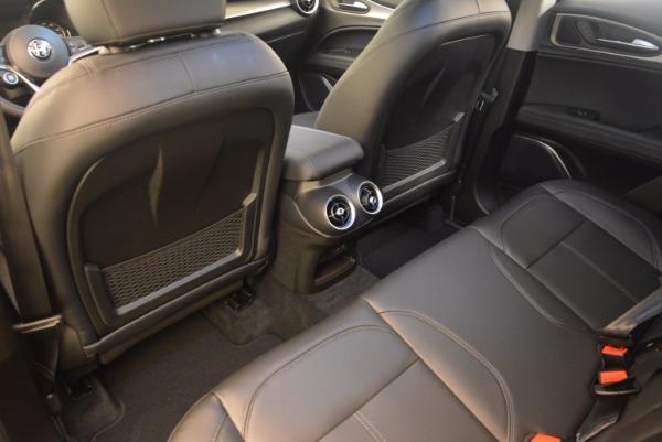 New 2018 Alfa Romeo Stelvio for sale Sold at Alfa Romeo of Westport in Westport CT 06880 16