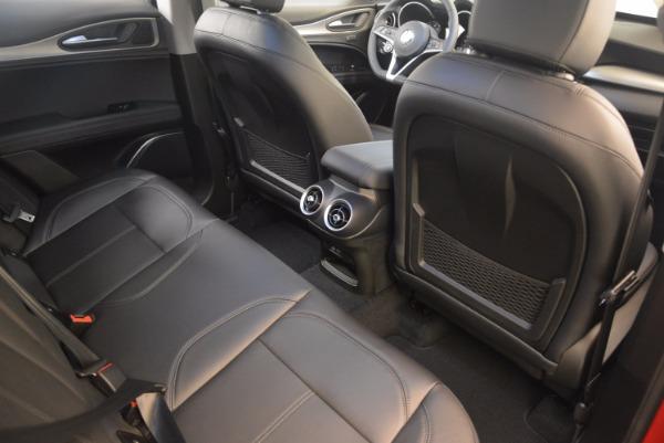 New 2018 Alfa Romeo Stelvio for sale Sold at Alfa Romeo of Westport in Westport CT 06880 22