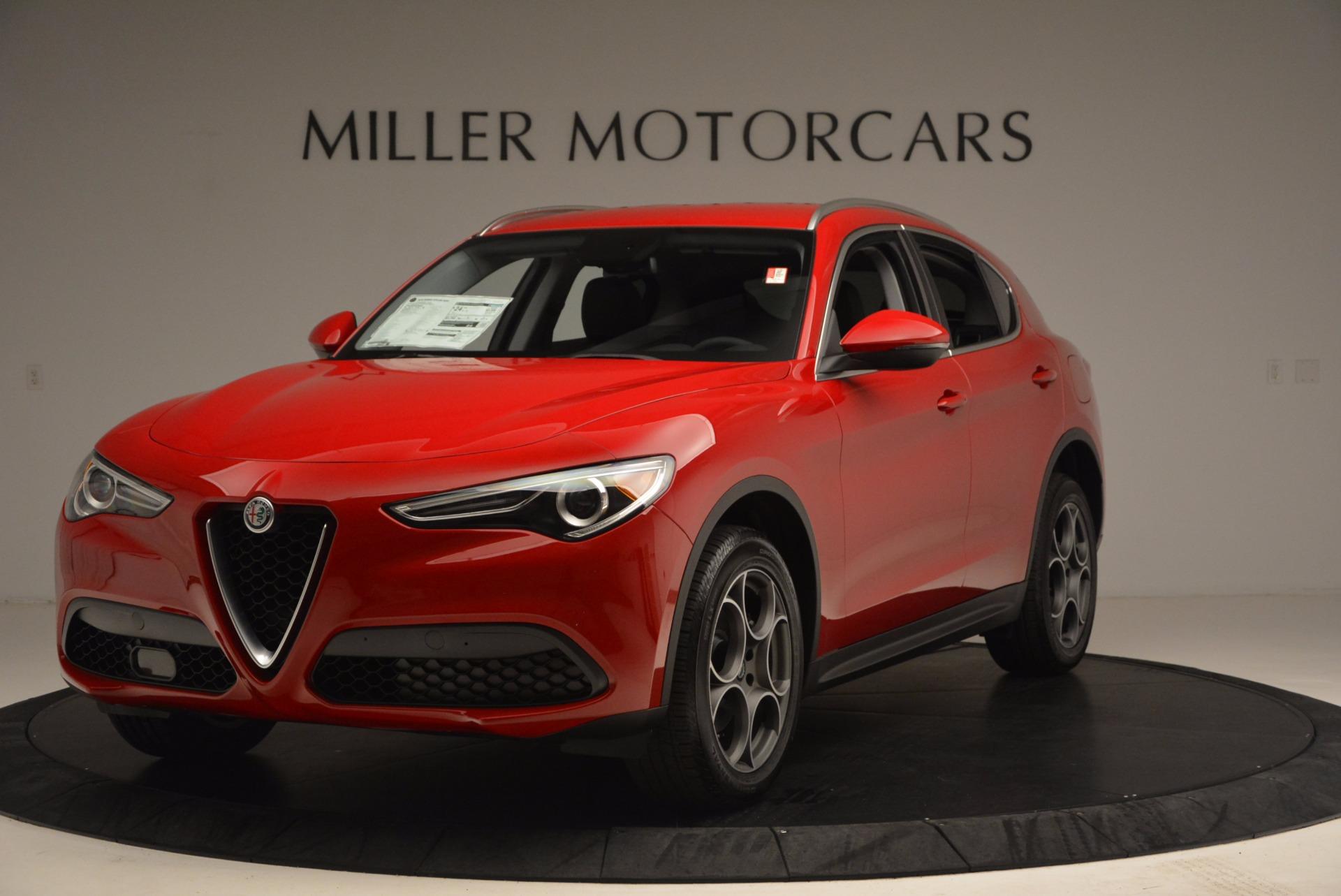 New 2018 Alfa Romeo Stelvio for sale Sold at Alfa Romeo of Westport in Westport CT 06880 1