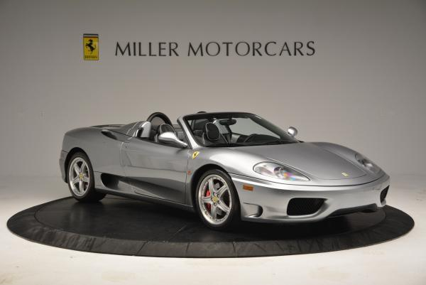 Used 2004 Ferrari 360 Spider 6-Speed Manual for sale Sold at Alfa Romeo of Westport in Westport CT 06880 11