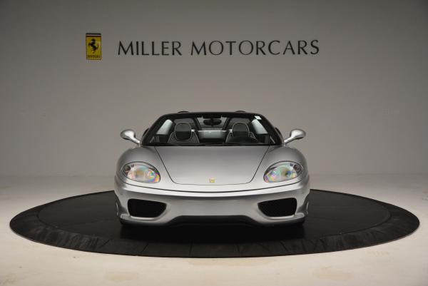 Used 2004 Ferrari 360 Spider 6-Speed Manual for sale Sold at Alfa Romeo of Westport in Westport CT 06880 12
