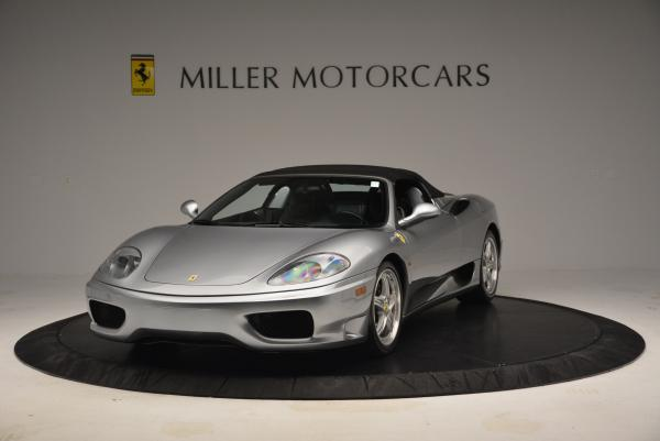 Used 2004 Ferrari 360 Spider 6-Speed Manual for sale Sold at Alfa Romeo of Westport in Westport CT 06880 13