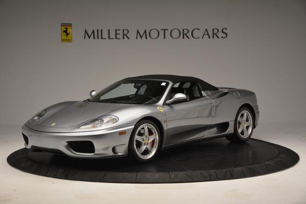 Used 2004 Ferrari 360 Spider 6-Speed Manual for sale Sold at Alfa Romeo of Westport in Westport CT 06880 14