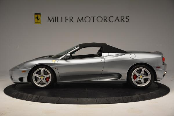 Used 2004 Ferrari 360 Spider 6-Speed Manual for sale Sold at Alfa Romeo of Westport in Westport CT 06880 15