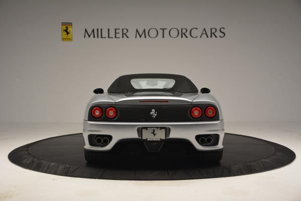 Used 2004 Ferrari 360 Spider 6-Speed Manual for sale Sold at Alfa Romeo of Westport in Westport CT 06880 18