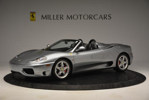 Used 2004 Ferrari 360 Spider 6-Speed Manual for sale Sold at Alfa Romeo of Westport in Westport CT 06880 2
