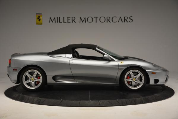 Used 2004 Ferrari 360 Spider 6-Speed Manual for sale Sold at Alfa Romeo of Westport in Westport CT 06880 21