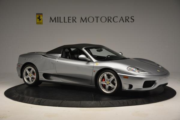 Used 2004 Ferrari 360 Spider 6-Speed Manual for sale Sold at Alfa Romeo of Westport in Westport CT 06880 22