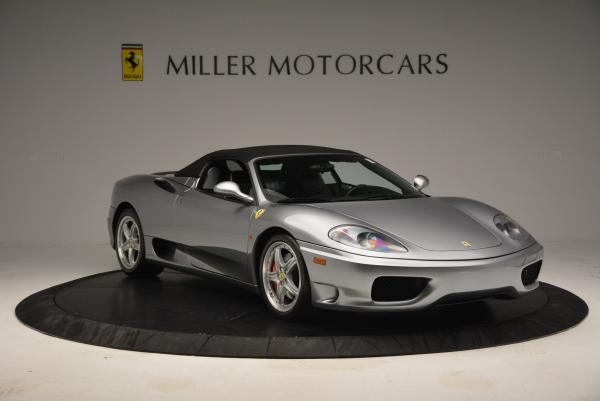 Used 2004 Ferrari 360 Spider 6-Speed Manual for sale Sold at Alfa Romeo of Westport in Westport CT 06880 23