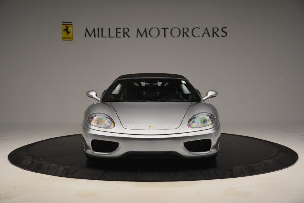 Used 2004 Ferrari 360 Spider 6-Speed Manual for sale Sold at Alfa Romeo of Westport in Westport CT 06880 24