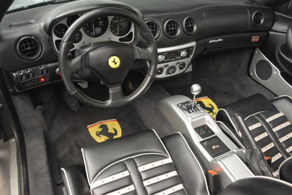 Used 2004 Ferrari 360 Spider 6-Speed Manual for sale Sold at Alfa Romeo of Westport in Westport CT 06880 25