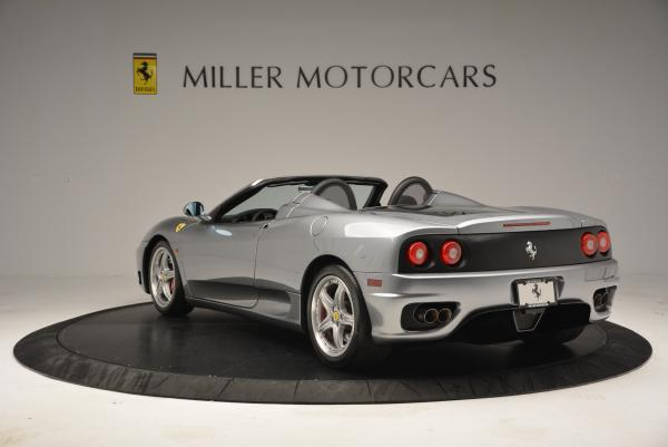 Used 2004 Ferrari 360 Spider 6-Speed Manual for sale Sold at Alfa Romeo of Westport in Westport CT 06880 5