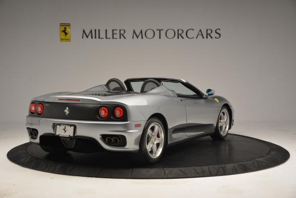 Used 2004 Ferrari 360 Spider 6-Speed Manual for sale Sold at Alfa Romeo of Westport in Westport CT 06880 7