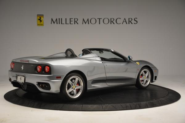 Used 2004 Ferrari 360 Spider 6-Speed Manual for sale Sold at Alfa Romeo of Westport in Westport CT 06880 8