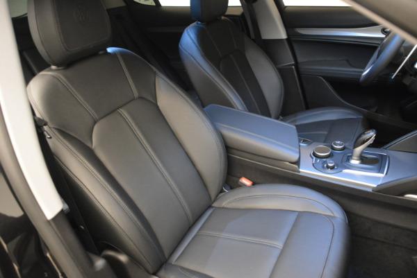 New 2018 Alfa Romeo Stelvio Sport Q4 for sale Sold at Alfa Romeo of Westport in Westport CT 06880 21