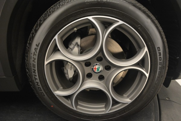 New 2018 Alfa Romeo Stelvio Sport Q4 for sale Sold at Alfa Romeo of Westport in Westport CT 06880 26